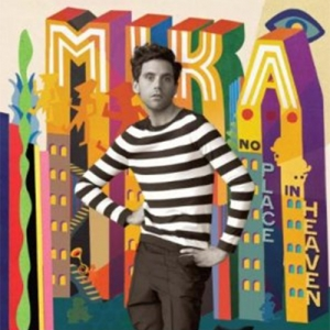[MIKA] No Place In Heaven CD (DELUXE EDITION)