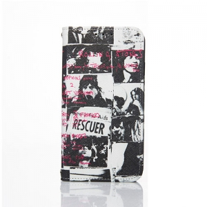 Exile Allover iPhone 6 /6+ Diary Case