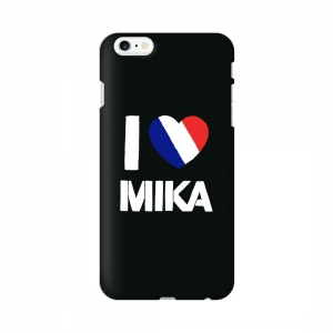 [MIKA] IPHONE5/5s/6/6 Plus CASE I Heart Mika
