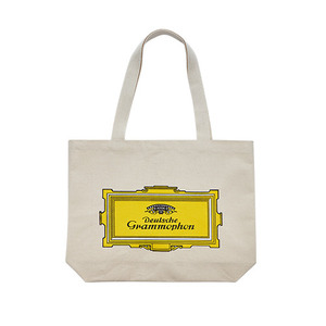 [Deutsche Grammophon]DG Logo Canvas Bag