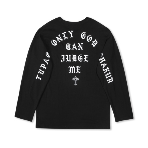 TUPAC OGJM LONG SLEEVE BLACK