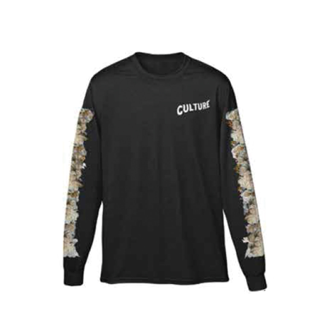 [Migos] CULTURE FLORAL LONG SLEEVE