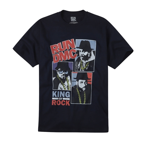 RUN DMC KING OF ROCK PHOTO STILLS (BRENT1598)