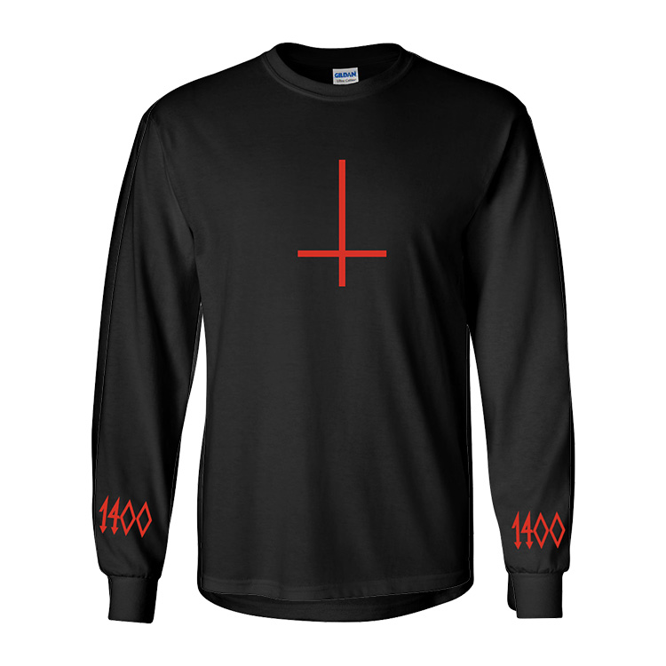 TRIPPIE REDD CROSS L/S