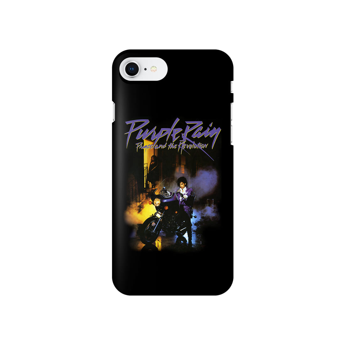 PRINCE PURPLE RAIN COVER IPHONE 7/8 CASE (BRENT186)