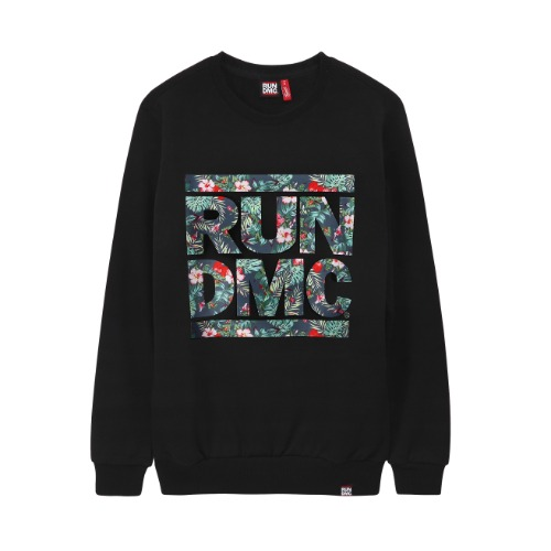 [RUNDMC] SAFARI SWEATSHIRTS (black)