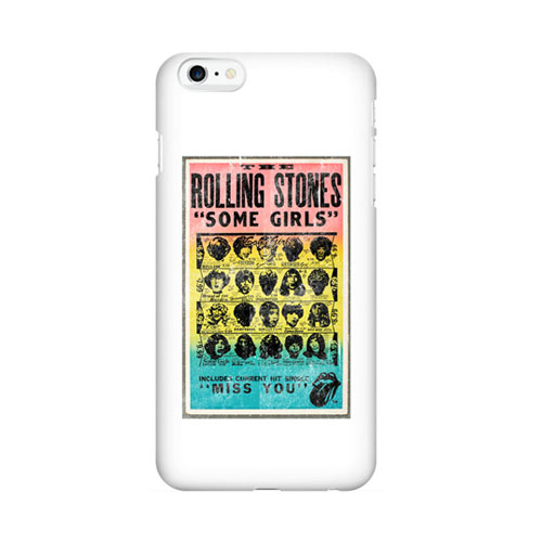 [THE ROLLING STONES] IPHONE6/6 Plus CASE SOME GIRLS