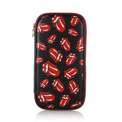 [THE ROLLING STONES] POUCH (ORIGINAL RED)