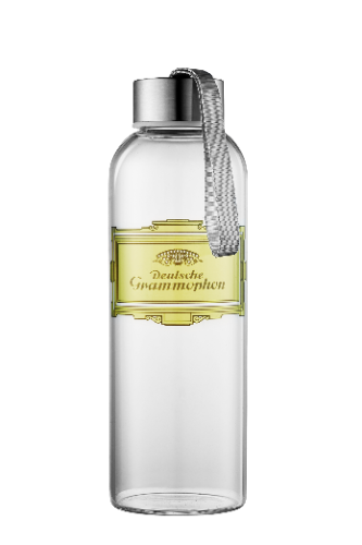[Deutsche Grammophon]]DG Logo Glass Bottle (420ml)