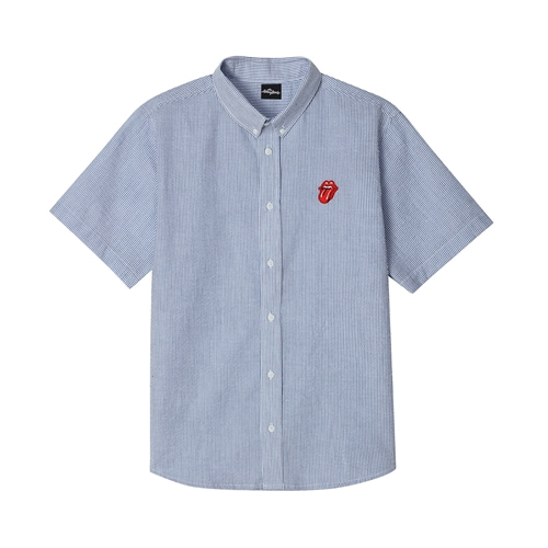 TRS CLASSIC TONGUE STRIPE SHIRT NA (BRENT1715)