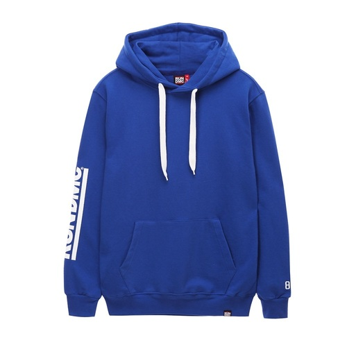 [RUN DMC] WALK THIS WAY HOODIE BLUE