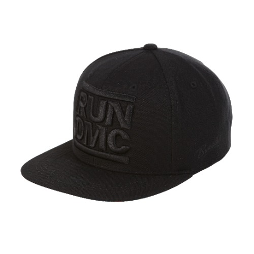 [RUNDMC] SAFARI SNAPBACK BLACK